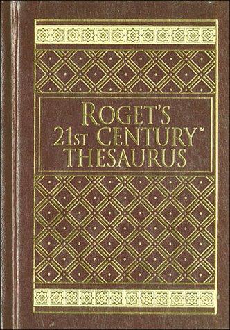9780840742599: Roget's 21st Century Thesaurus (21st Century Desk Reference Set)