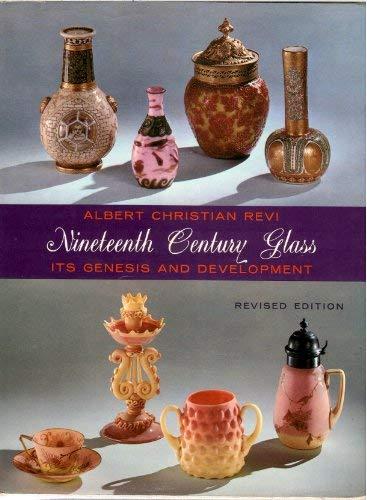9780840743169: Nineteenth Century Glass