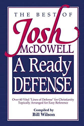 9780840744197: A Ready Defense: The Best of Josh McDowell
