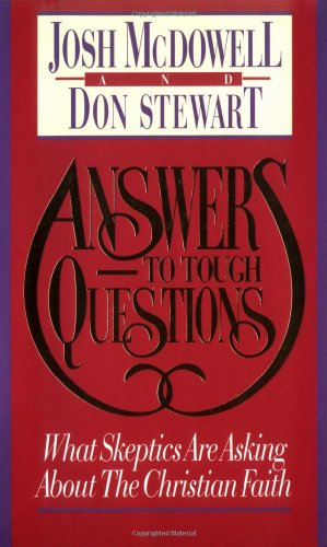 9780840744647: Answers to Tough Questions