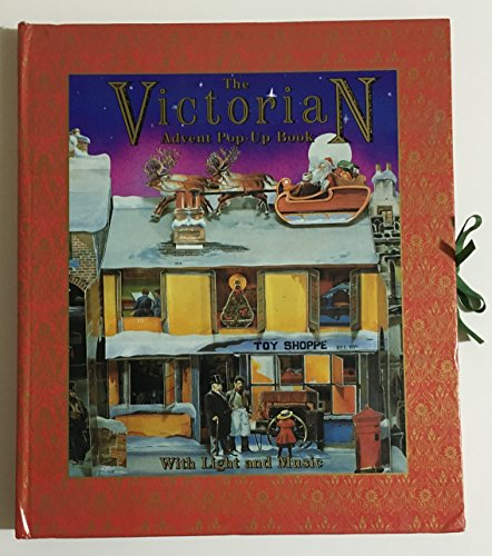 9780840749086: Victorian Advent Pop-Up Book
