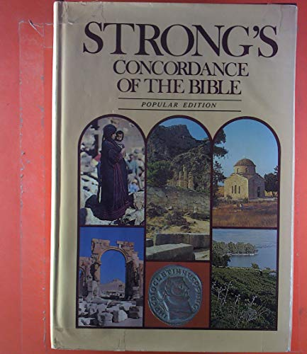 9780840749864: Strong's Concordance of the Bible