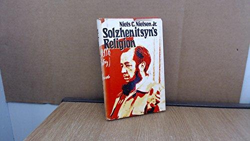 9780840750914: Solzhenitsyn's religion
