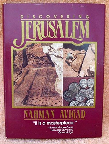 9780840752994: Discovering Jerusalem