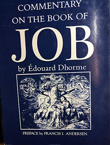 A Commentary on the Book of Job [religious Readings, Inspiration, Devotion, Study, Worship, ...