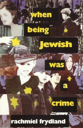 9780840756596: When being Jewish was a crime