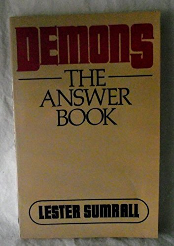 9780840756787: Demons: The Answer Book