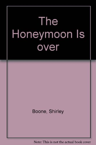 The Honeymoon is Over: Shirley Boone, Pat Boone