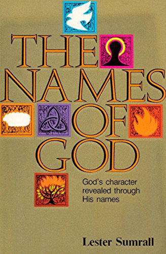 9780840758026: The Names of God