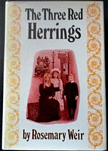 The Three Red Herrings (0840762380) by Weir, Rosemary