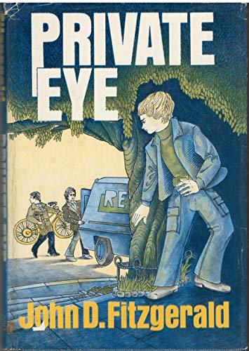 9780840763983: Private eye,