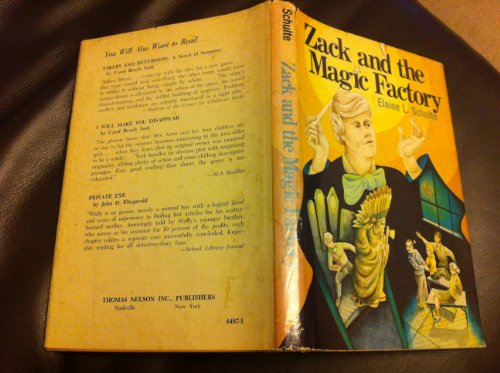 9780840764874: Zack and the Magic Factory