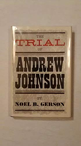 9780840765055: The Trial of Andrew Johnson