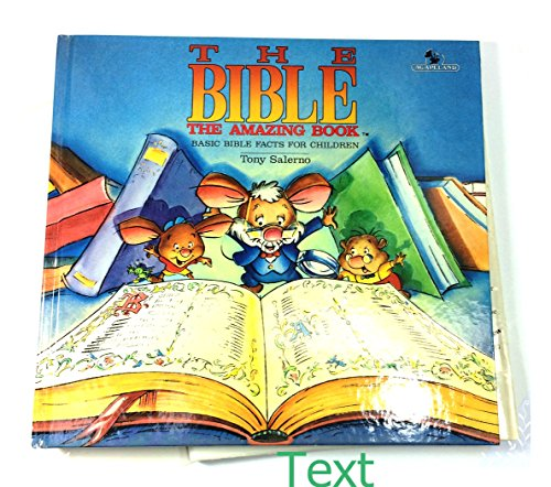 9780840767233: Basic Bible facts for children (The Bible, the amazing book)