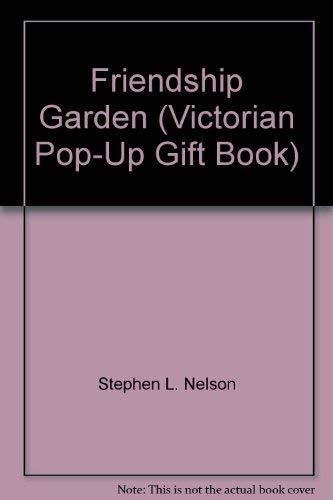 friendship garden victorian pop up miniatures by birkenshaw linda