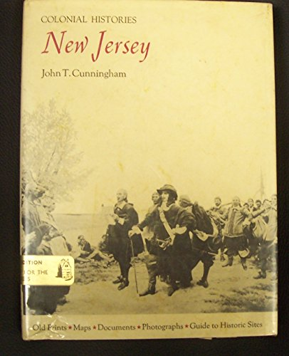 Colonial New Jersey: Cunningham, John T