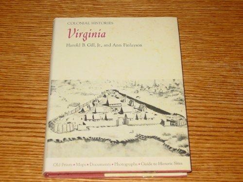9780840771148: Colonial Virginia,