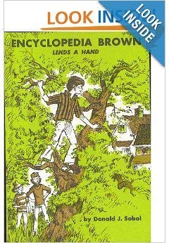 9780840772183: Encyclopedia Brown lends a hand,