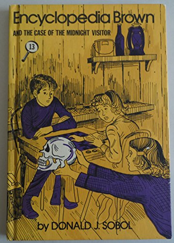 9780840772213: Encyclopedia Brown and the Case of the Midnight Visitor