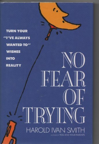 9780840776228: No fear of trying