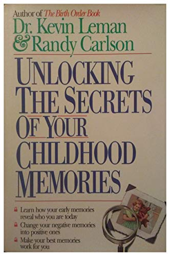 9780840776310: Unlocking the Secrets of Your Childhood Memories