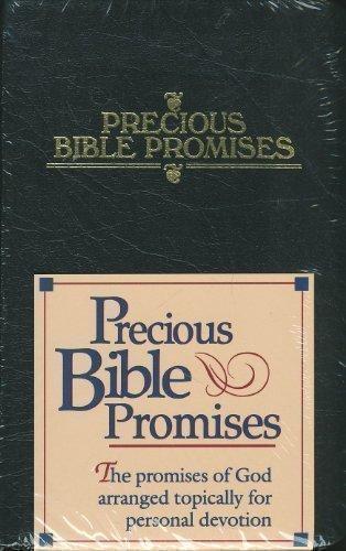 9780840776587: Precious Bible Promises/Black/New King James Version