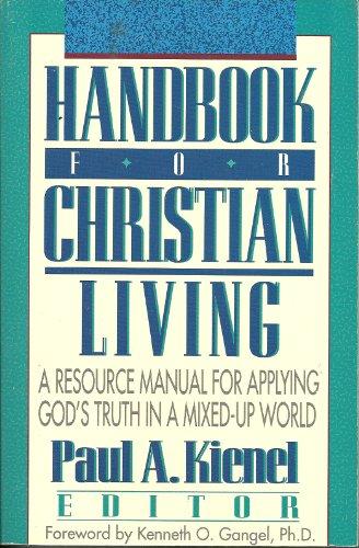 9780840776617: Handbook for Christian Living
