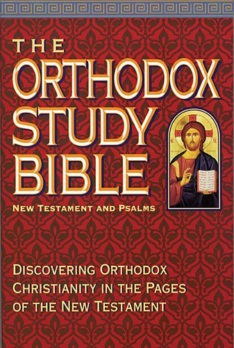 9780840783912: The Orthodox Study Bible: New Testament and Psalms