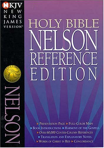 9780840784100: NKJV UltraSlim Reference Bible