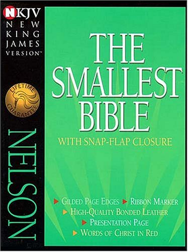 9780840784483: The Smallest Bible
