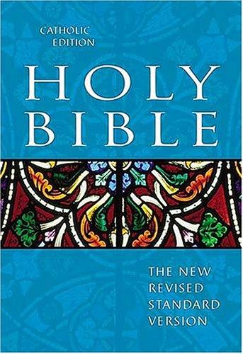 9780840785527: Nrsv Catholic Edition Bible