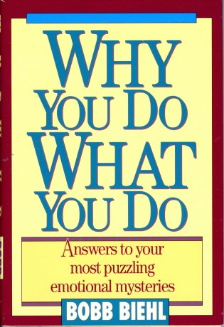 9780840791542: Why You Do What You Do: Answers to Your Most Puzzling Emotional Mysteries