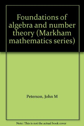 Mathematics Algebra The Book Bin AbeBooks