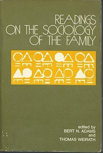 9780841040250: Readings on the sociology of the family (Markham sociology series)