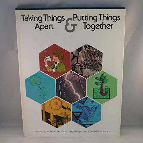 Taking Things Apart and Putting Things Together: Woodburn, John H.