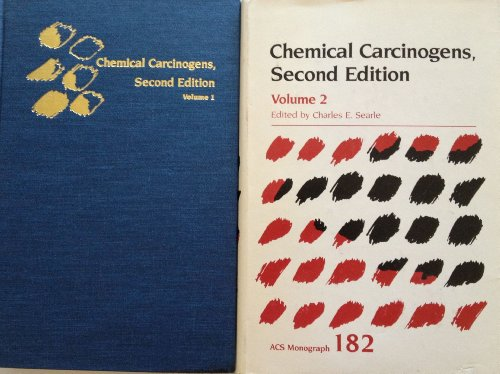 9780841208698: Chemical Carcinogens (ACS MONOGRAPH)