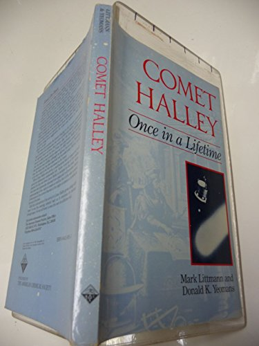 Comet Halley: Once in a Lifetime (Signed by author)