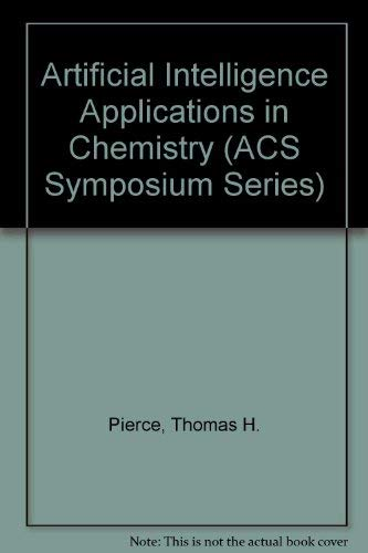 9780841209664: Artificial Intelligence Applications in Chemistry (Acs Symposium Series)