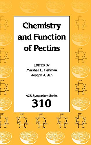 9780841209749: Chemistry and Function of Pectins (ACS Symposium Series)