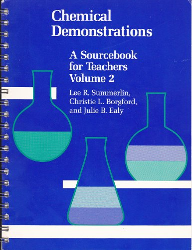 9780841211704: Chemical Demonstrations: Volume 2: A Sourcebook for Teachers