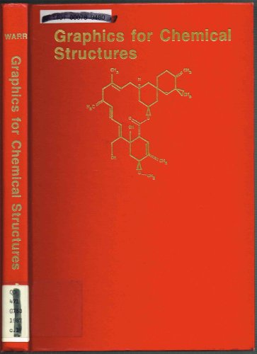 9780841214019: Graphics for Chemical Structures: Integration With Text and Data (Acs Symposium Series)