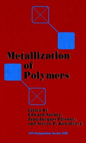9780841218680: Metallization of Polymers (ACS Symposium Series)