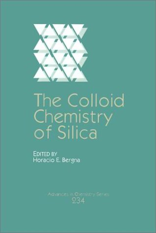9780841221031: The Colloid Chemistry of Silica (Advances in Chemistry Series)