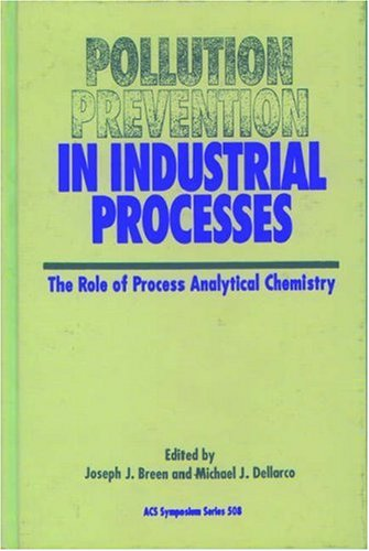 9780841224780: Pollution Prevention in Industrial Processes: The Role of Process Analytical Chemistry (ACS Symposium Series)