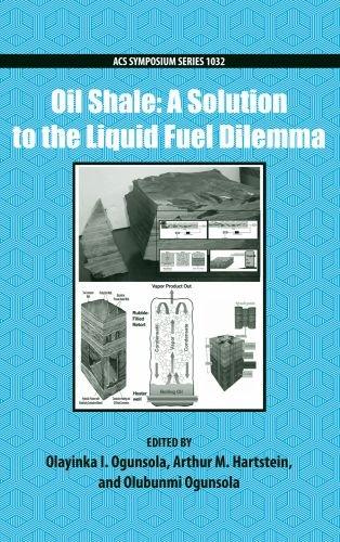 9780841225398: Oil Shale: A Solution to the Liquid Fuel Dilemma (ACS Symposium Series)