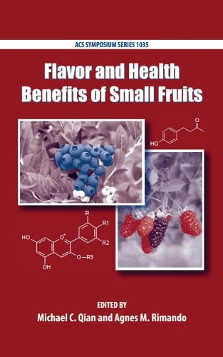 9780841225497: Flavor and Health Benefits of Small Fruits (ACS Symposium Series)