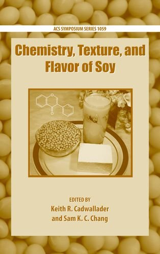 9780841225619: Chemistry, Texture, and Flavor of Soy (ACS Symposium Series)