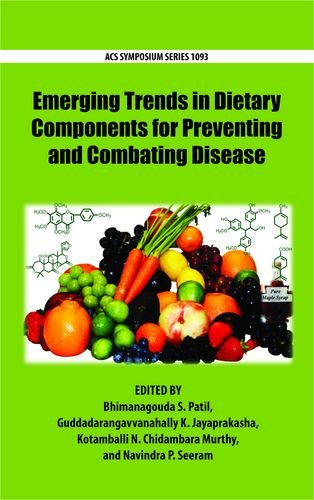 9780841226647: Emerging Trends in Dietary Components for Preventing and Combating Disease (ACS Symposium Series)
