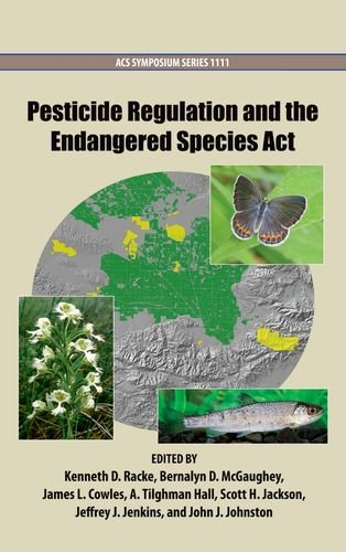 9780841227033: Pesticide Regulation and the Endangered Species Act (ACS Symposium Series)