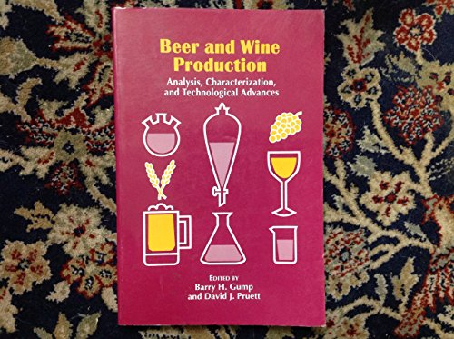9780841227248: Beer and Wine Production: Analysis, Characterization and Technological Advances (ACS Symposium Series)